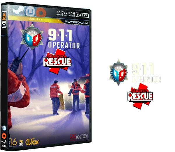 دانلود نسخه فشرده بازی ۹۱۱ OPERATOR SEARCH AND RESCUE برای PC