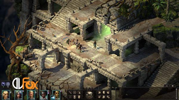 دانلود نسخه فشرده CorePack بازی Pillars of Eternity II – Deadfire برای PC