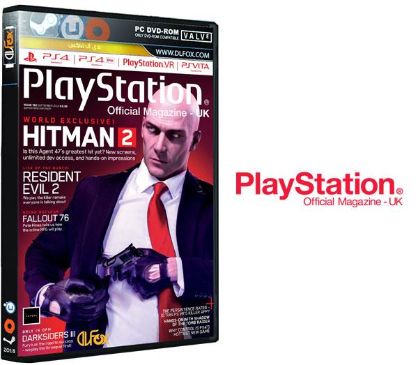 دانلود مجله Playstation Official Magazine UK – September 2018