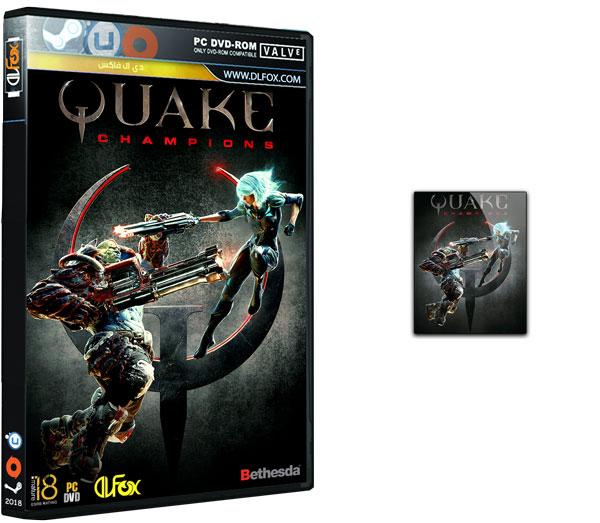 دانلود نسخه نهایی بازی Quake Champions برای PC