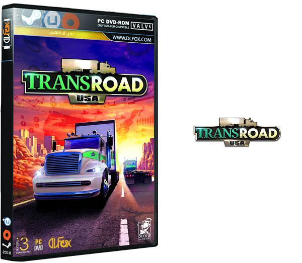 دانلود نسخه فشرده بازی TransRoad: USA برای PC