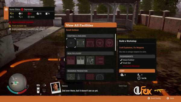 دانلود نسخه فشرده FitGirl بازی State of Decay 2 برای PC