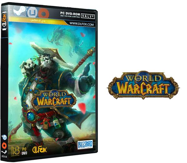 دانلود نسخه نهایی بازی WORLD OF WARCRAFT STARTER EDITION برای PC