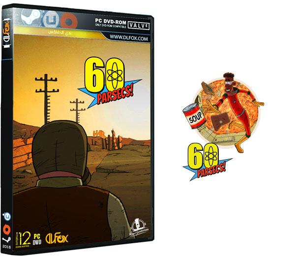 دانلود نسخه فشرده بازی ۶۰ Parsecs برای PC