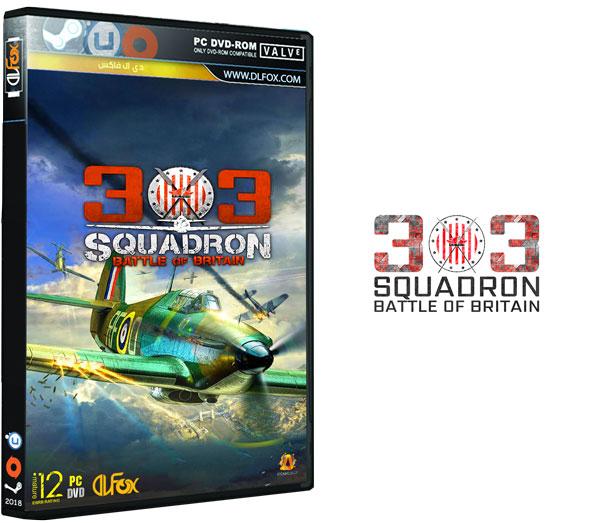 دانلود نسخه فشرده بازی ۳۰۳ SQUADRON: BATTLE OF BRITAIN برای PC