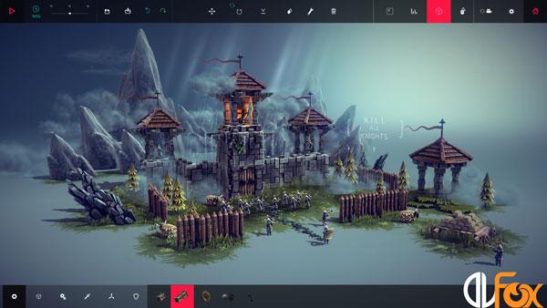 دانلود نسخه فشرده بازی Besiege برای PC