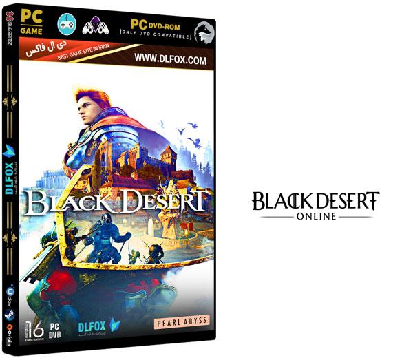 دانلود نسخه انلاین بازی Black Desert Online برای PC