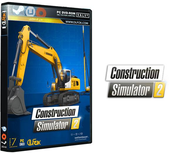 دانلود نسخه فشرده بازی Construction Simulator 2 US برای PC