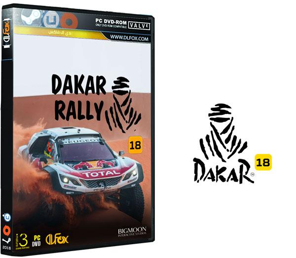 دانلود نسخه فشرده بازی Dakar 18 برای PC