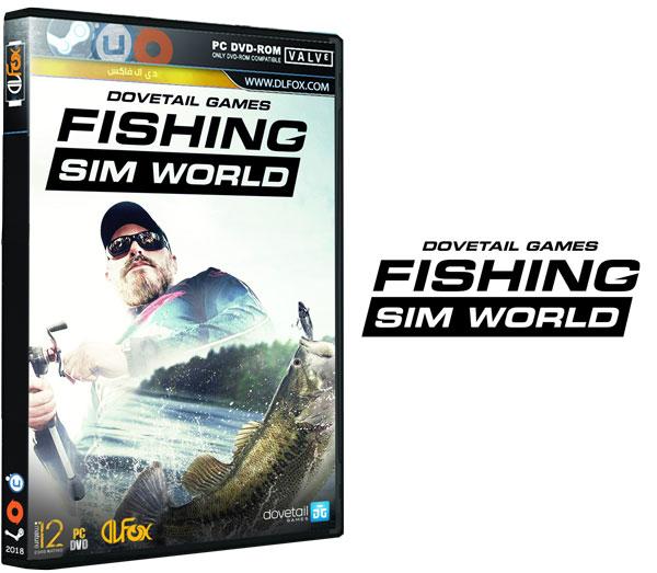 دانلود نسخه فشرده بازی Fishing Sim World برای PC