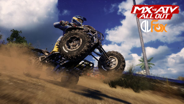 دانلود نسخه فشرده بازی MX vs ATV All Out برای PC