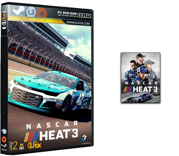 دانلود نسخه فشرده بازی NASCAR Heat 3 برای PC