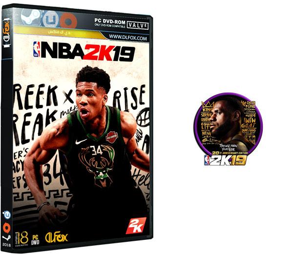 دانلود نسخه فشرده بازی NBA 2K19 برای PC