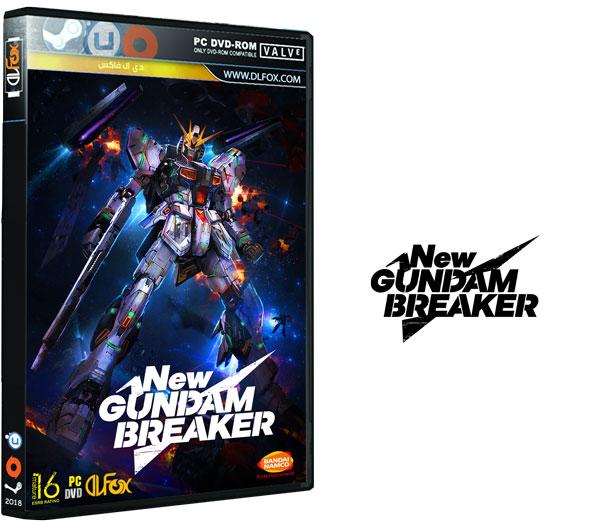 دانلود نسخه فشرده بازی New Gundam Breaker برای PC