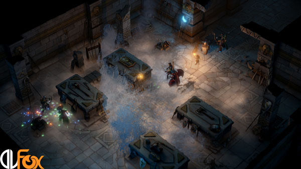 دانلود نسخه فشرده بازی Pathfinder: Kingmaker برای PC