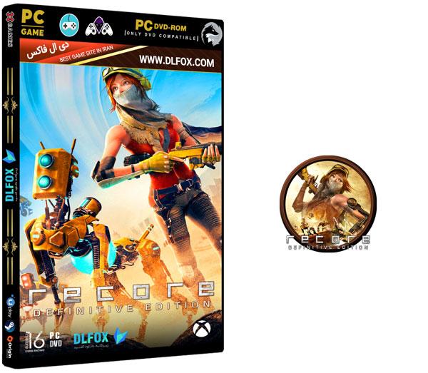 دانلود نسخه فشرده بازی ReCore: Definitive Edition برای PC