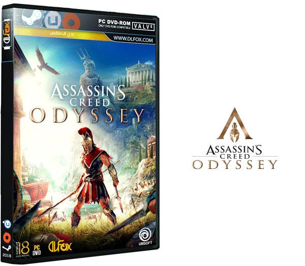دانلود نسخه فشرده بازی ASSASSINS CREED ODYSSEY برای PC