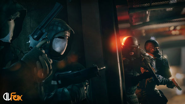 دانلود نسخه UPlay بازی Tom Clancys Rainbow Six Siegeبرای PC