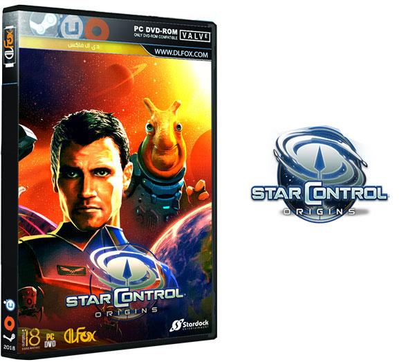 دانلود نسخه فشرده بازی Star Control®: Origins برای PC