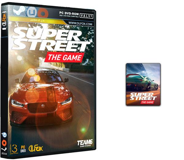 دانلود نسخه فشرده بازی Super Street: The Game برای PC