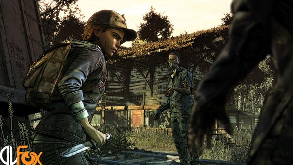 دانلود نسخه فشرده CorePack V1 بازی The Walking Dead:The Final Season برای PC