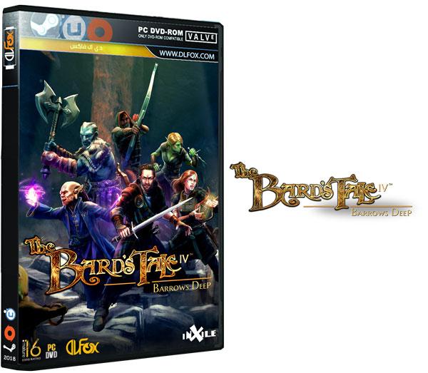 دانلود نسخه فشرده بازی The Bards Tale IV برای PC