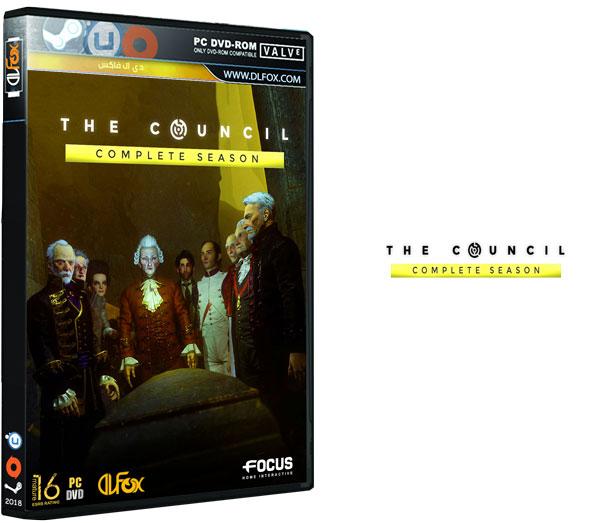 دانلود نسخه فشرده بازی The Council Complete برای PC