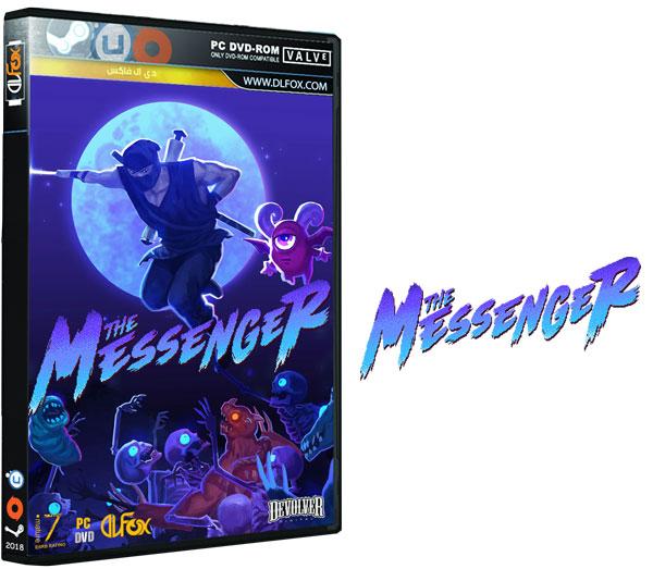 دانلود نسخه فشرده بازی The Messenger برایPC