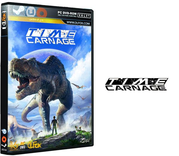دانلود نسخه فشرده بازی Time Carnage برای PC