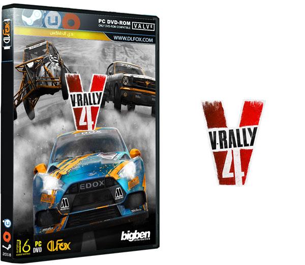 دانلود نسخه فشرده بازی V-Rally 4 Day One Edition برای PC