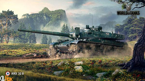 دانلود نسخه فشرده بازی World of Tanks برای PC