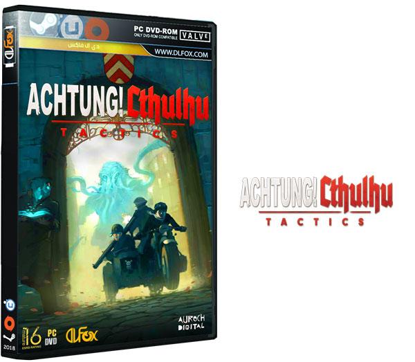دانلود نسخه فشرده بازی ACHTUNG! CTHULHU TACTICS برای PC