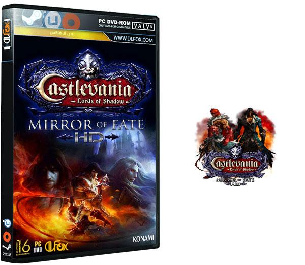 دانلود نسخه فشرده بازی Castlevania: LoS — Mirror of Fate HD برای PC