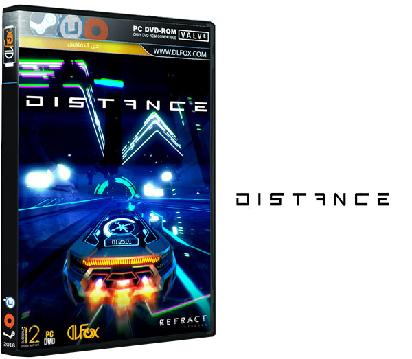 دانلود نسخه فشرده بازی Distance برای PC