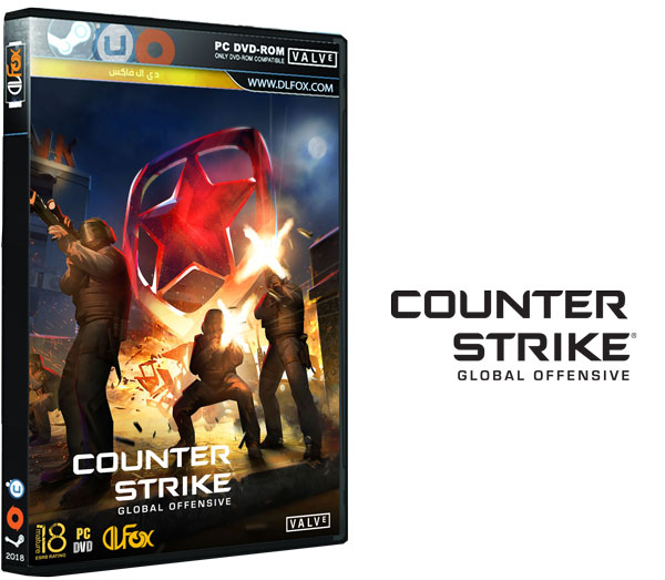 دانلود بازی Counter-Strike: Global Offensive برای PC