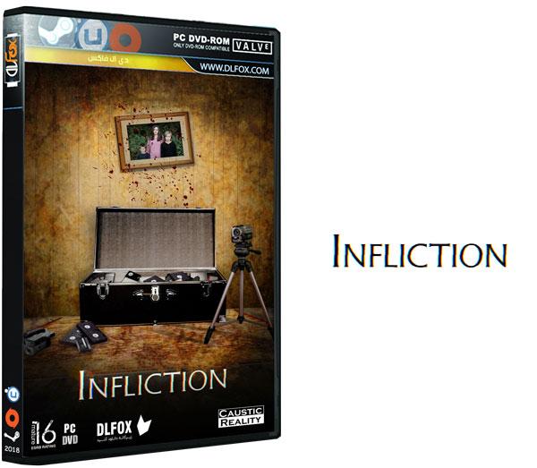 دانلود نسخه فشرده بازی Infliction برای PC