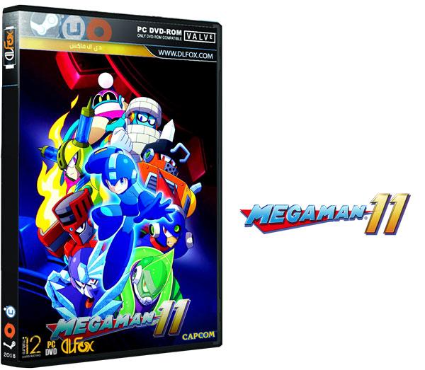 دانلود نسخه فشرده بازی Mega Man 11 برای PC