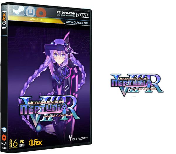 دانلود نسخه فشرده بازی Megadimension Neptunia VIIR برای PC