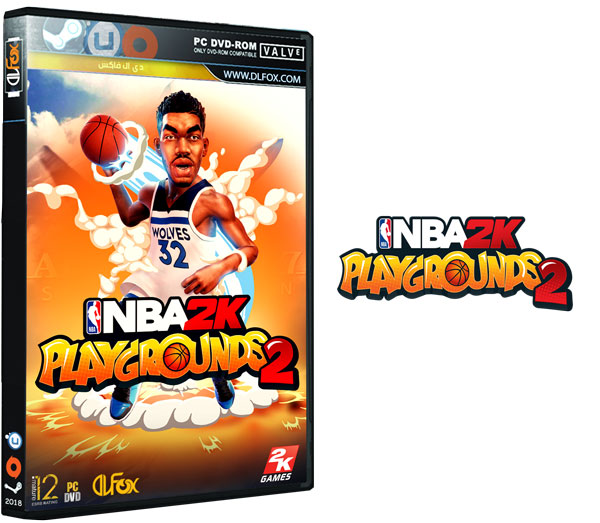دانلود نسخه فشرده FitGirl بازی NBA 2K Playgrounds 2 برای PC