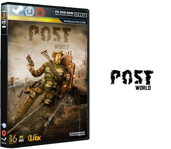 دانلود نسخه فشرده بازی Postworld برای PC