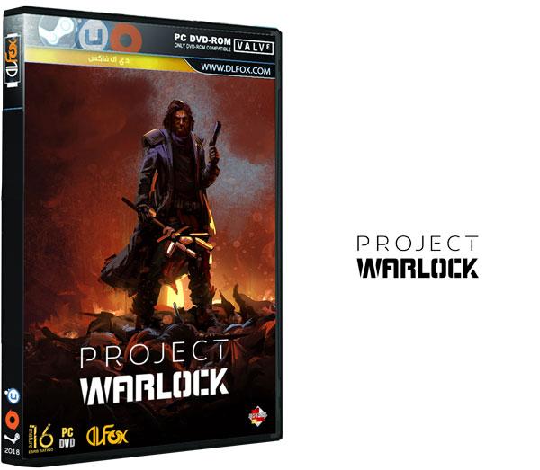 دانلود نسخه فشرده بازی Project Warlock برای PC