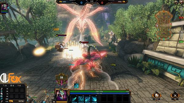 دانلود نسخه نهایی بازی SMITE برای PC