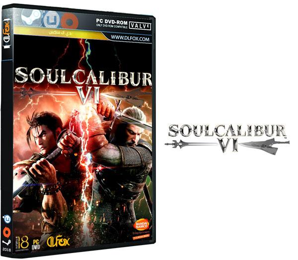 دانلود نسخه فشرده FitGirl بازی SOULCALIBUR VI برای PC