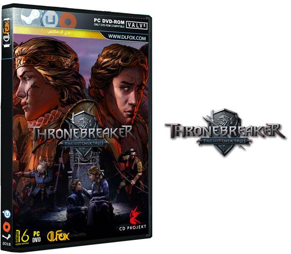آموزش قدم به قدم بازی Thronebreaker The Witcher Tales