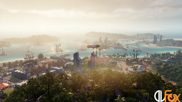 دانلود نسخه فشرده CorePack بازی Tropico 6 برای PC
