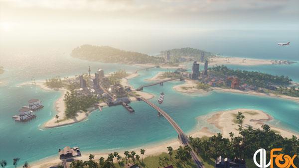 دانلود نسخه فشرده بازی Tropico 6 برای PC