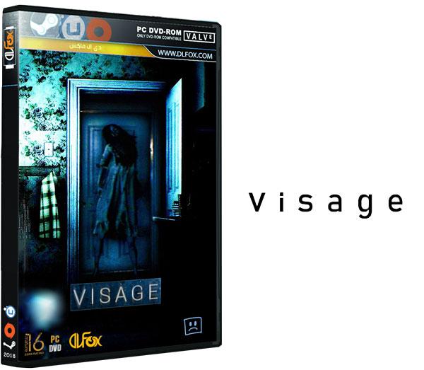 دانلود نسخه فشرده بازی Visage برای PC