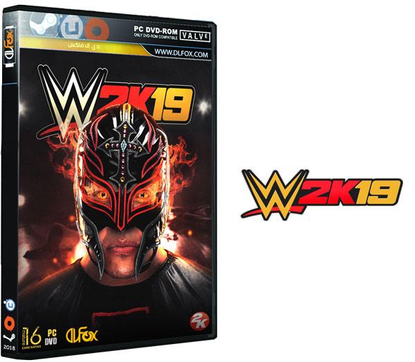 دانلود آپدیت بازی WWE 2K19 برای PC