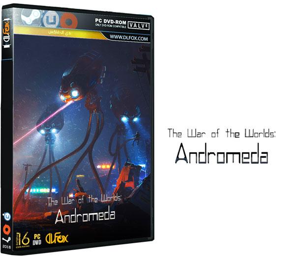 دانلود نسخه فشرده بازی The War of the Worlds: Andromeda برای PC