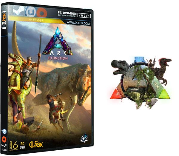 دانلود نسخه فشرده بازی ARK: Extinction برای PC